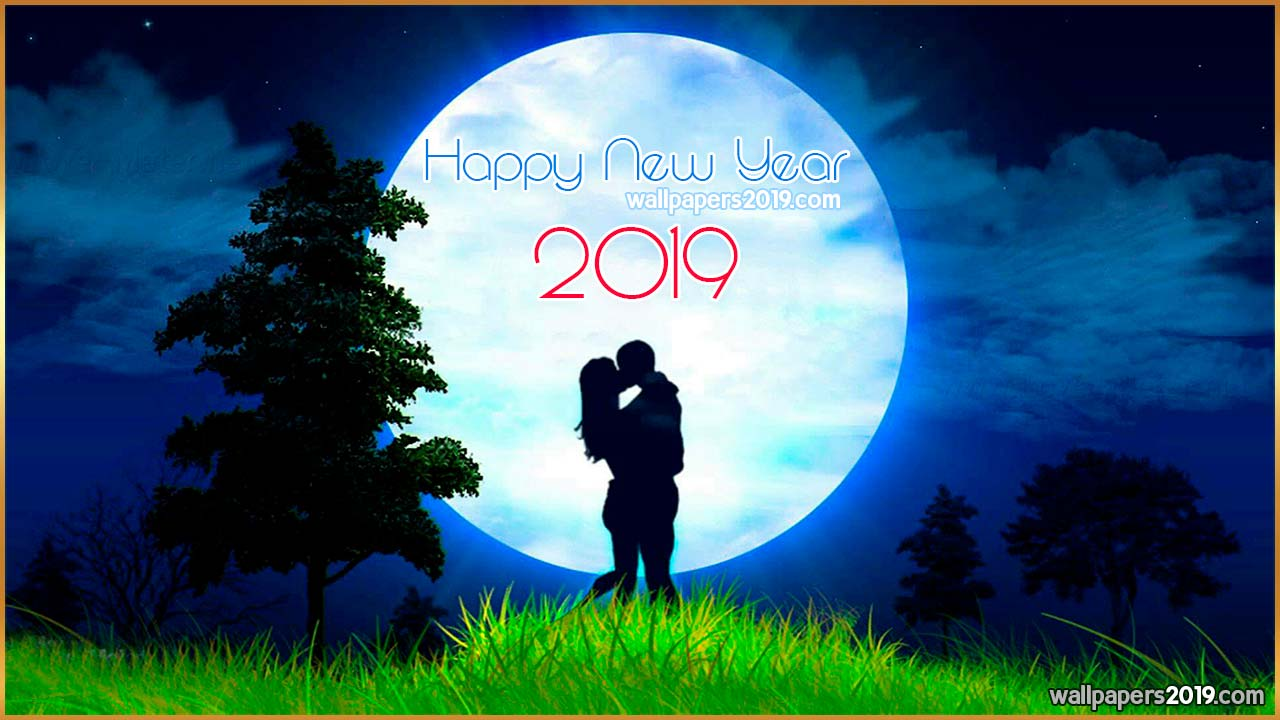 Happy New Year 2019 Wallpapers Love