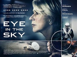 Bentuk lain perang masa depan (Review Eye In The Sky)