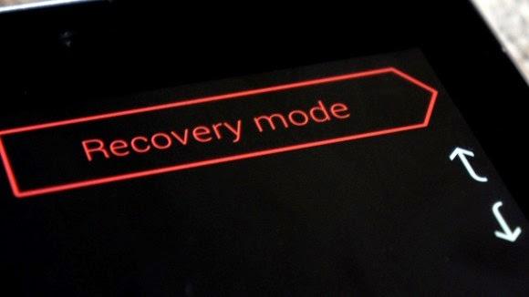 Cara Masuk Mode Recovery Di Android AdvanS4E