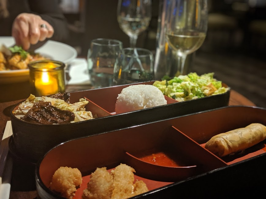 13 Reasons Why Ramside Spa is the Best North East Spa - fusion bento box