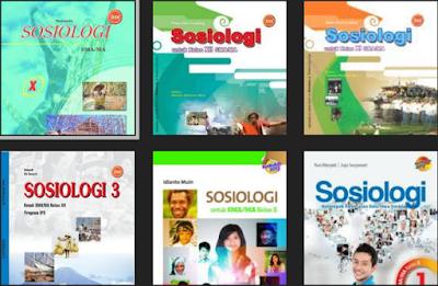 Buku Pelajaran Sosiologi SMA/MA Kurikulum 2006