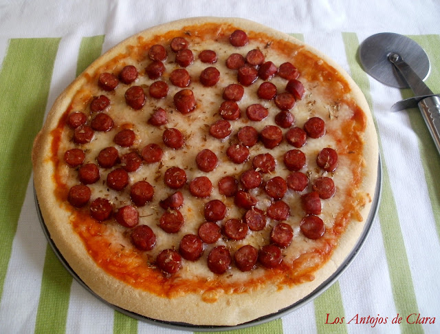 Pizza de cábano