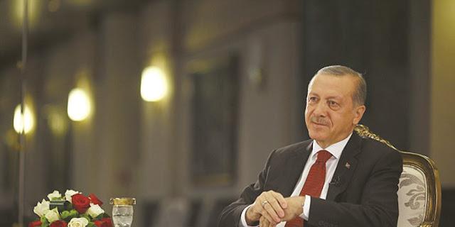 Ο πολιτικός μεσαίωνας της Ευρώπης κάνει τον Ερντογάν Χαλίφη!