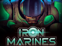 Download Iron Marines (updated v 1.1.3) (Mod Money / Tech Points / All Heroes) Apk Terbaru