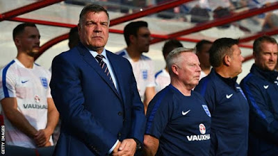 Sam Allardyce has overseen one game as England boss - a 1-0 win in Slovakia on 4 September