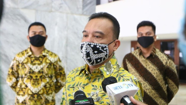 Gerindra Minta Tak Sembarang Tuduh 'Dosen Swinger' Buzzer Jokowi