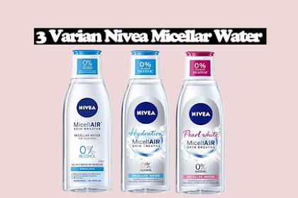 Review 3 Varian Nivea Micellar Water