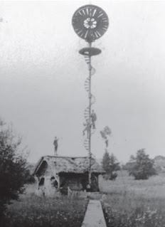 Eolienne à Cheverny
