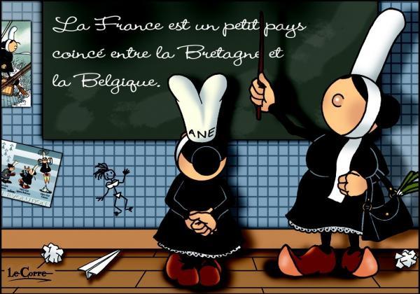 Anniversaire Breton Humour