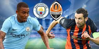 مشاهدة مباراة مانشستر سيتي وشاختار دونيتسك بث مباشر اليوم 18-9-2019 في دوري ابطال اوروبا