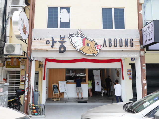 ABOONG Cafe