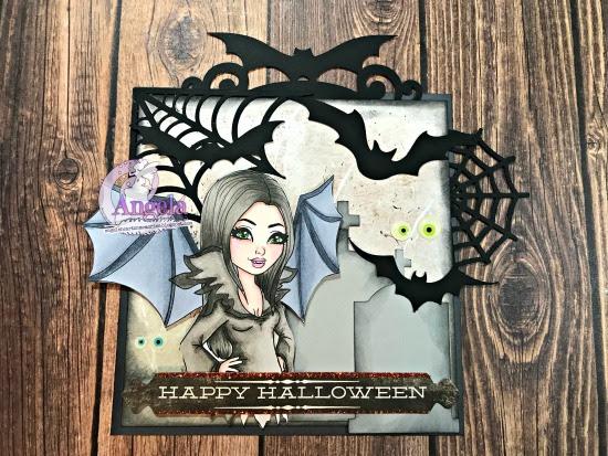Vampire Girl Faery Fae