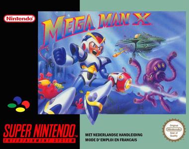 Megaman X Snes