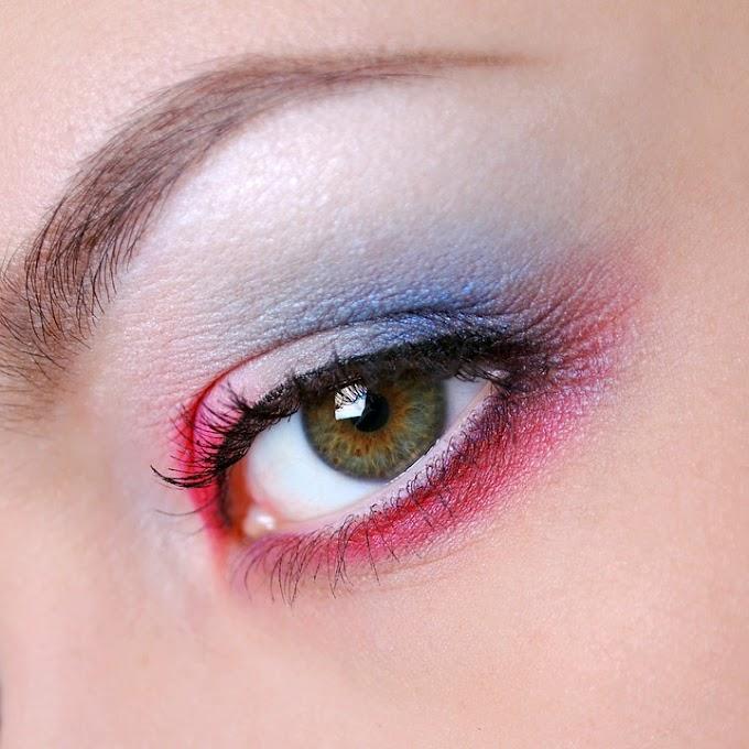 Sombra de ojos azul ¿a quién le sienta mejor?