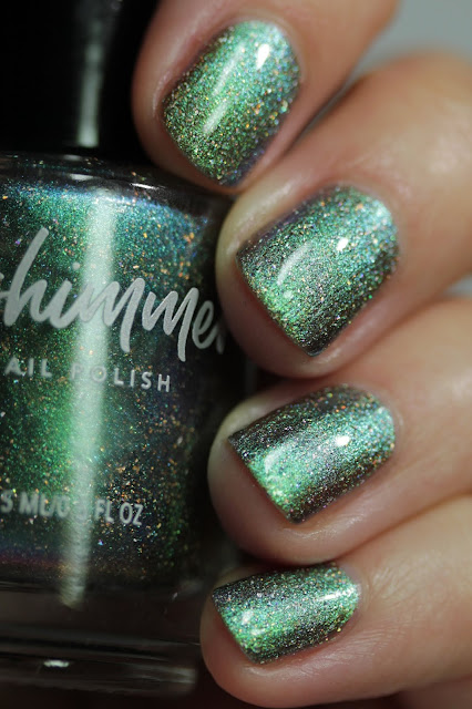 KBShimmer Vested Interest swatch by Streets Ahead Style