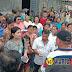 Warga Desa Hilihao Kecewa, Pembagian Paket Kompor Gas Tidak Sesuai Jadwal