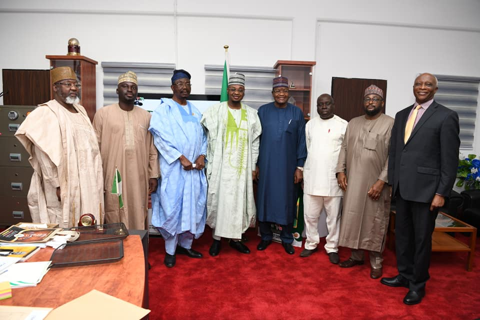 BrandArena: Minister Urges NCC Board on ICT contribution to GDP