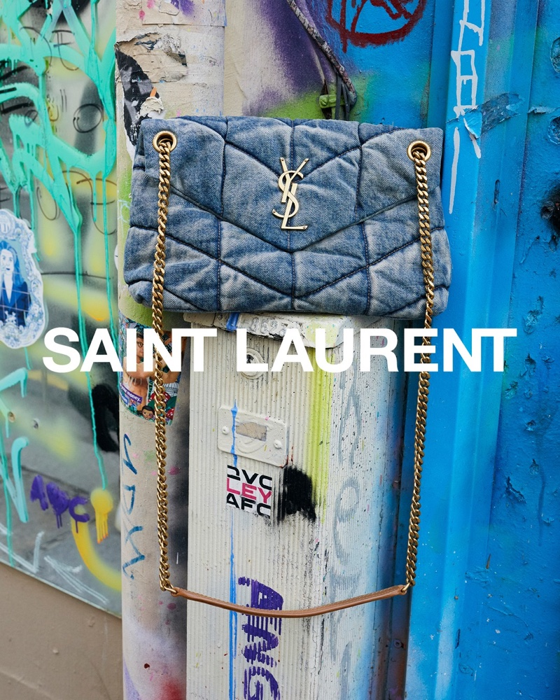 Saint Laurent Spring 2021 Campaign