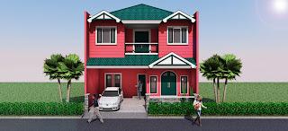 gambar rumah unik 1