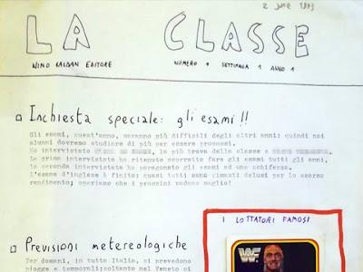''La Classe'': l'antenato del Blog nato nel 1993