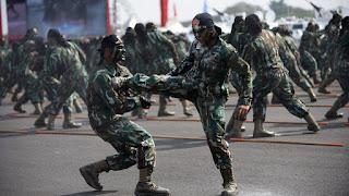 Kumpulan Gambar Ucapan Untuk Memperingati HUT TNI ke-74