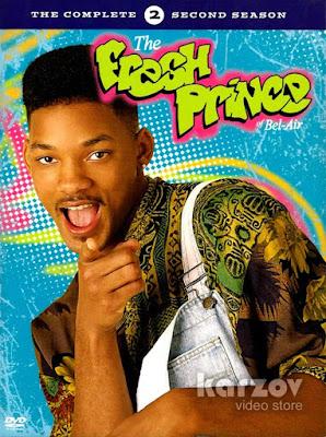 The Fresh Prince of Bel-Air (TV Series) S02 Custom HD Latino 2DVD