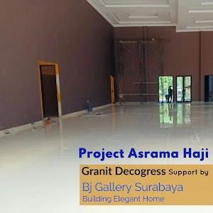 Project Asrama Haji Surabaya