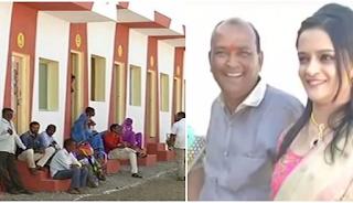 Μπράβο του! Πάμπλουτος Ινδός πάντρεψε την κόpη του και για να το γιορτάσει έχτισε 90 σπίτια για άστεγους