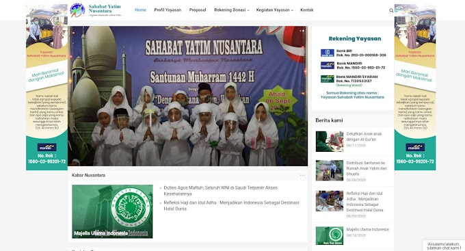 Sahabat Yatim Nusantara