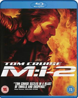Mission: Impossible 2 (2000) Dual Audio [Hindi – Eng] 1080p | 720p BluRay ESub x265 HEVC 1.6Gb | 720Mb