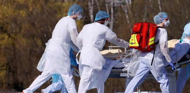Laporan WHO: 22.000 Petugas Medis Di 52 Tempat Positif Terinfeksi Virus Corona