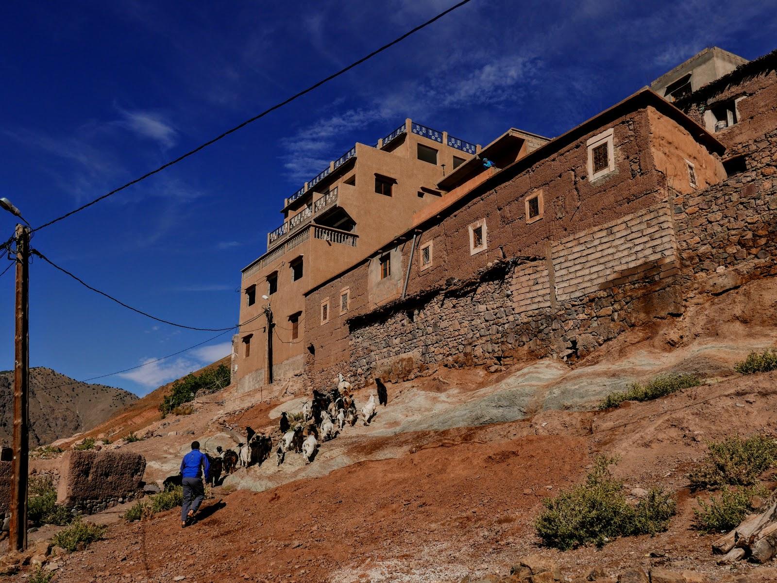 maroko, atrakcje maroko, atlas wysoki, gory atlas, trekking maroko, jebel toubkal