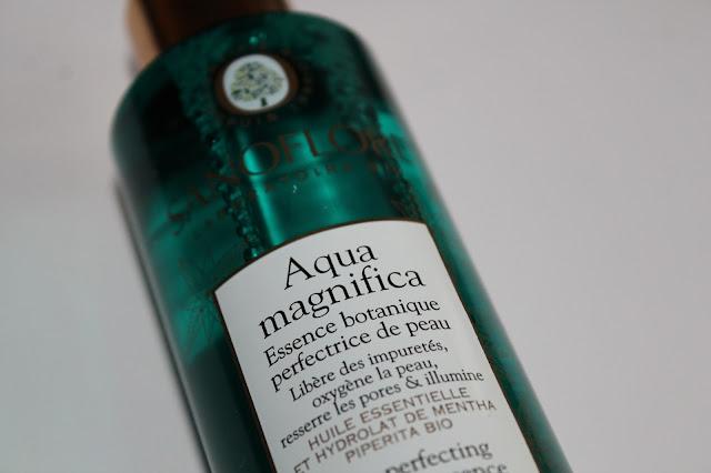 Essence Botanique Perfectrice de Peau Aqua Magnifica - Sanoflore
