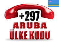 +297 Aruba ülke telefon kodu