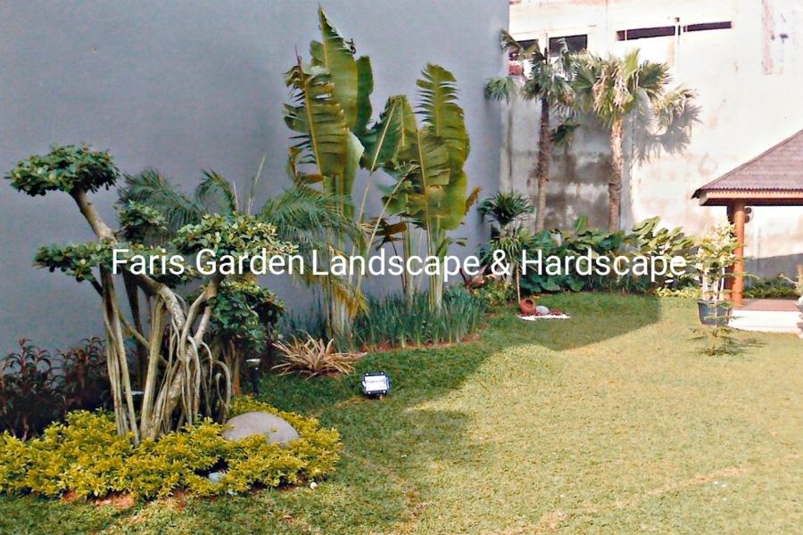 Jasa Tukang Taman Lumajang Profesional - Jasa Pembuatan Taman di Lumajang
