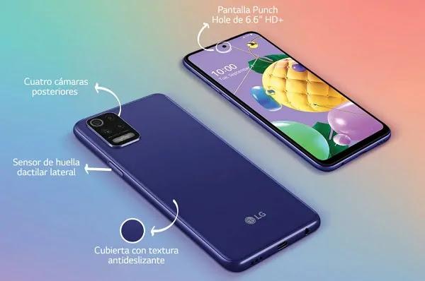 LG K52 EN PERÚ
