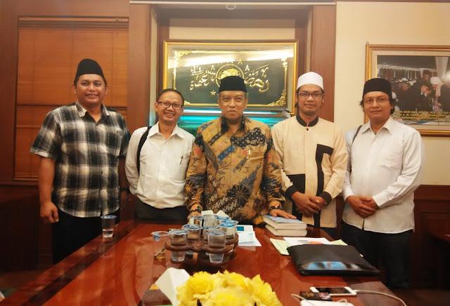Muslim Indonesia di Belgia Minta KH Said Aqil Siradj Bantu Perizinan Dirikan Masjid