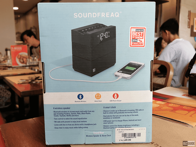 Soundfreaq for less