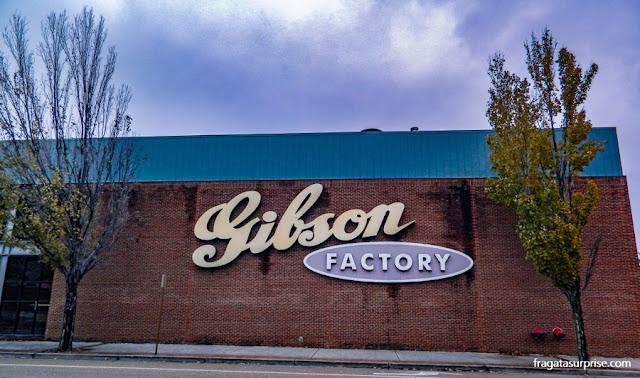 Fábrica de Guitarras Gibson