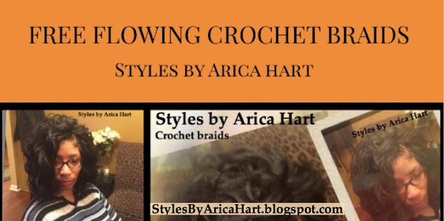 Crochet braids, hairstyles for black women