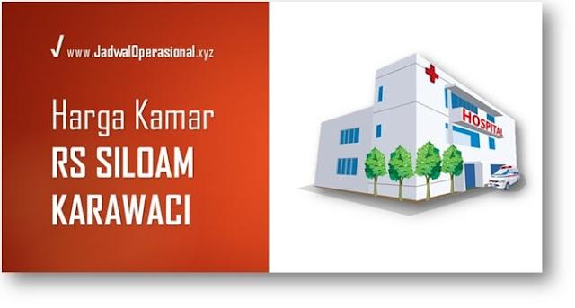 Harga Kamar RS Siloam Karawaci