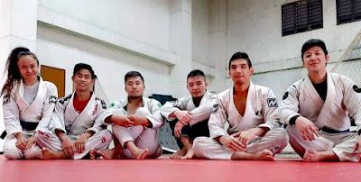 Jiu Jitsu Team