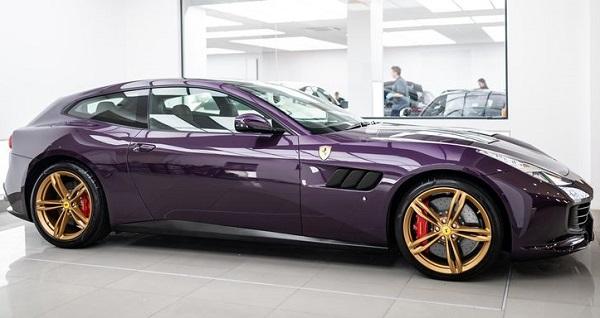 Ferrari GTC4Lusso Jay Kay