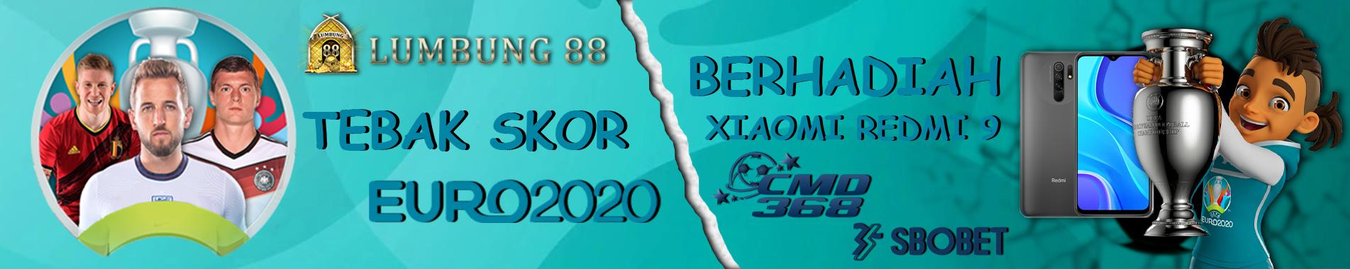 TEBAK SKOR EURO 2020
