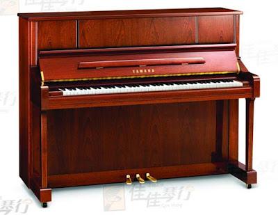Đẳng cấp của cây đàn piano Yamaha W106