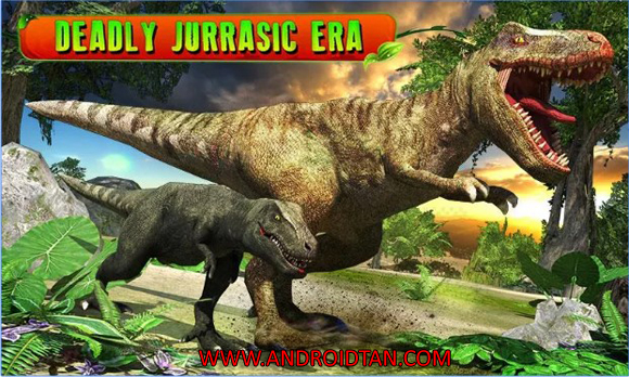 Ultimate T-Rex Simulator 3D Mod Apk Free Download