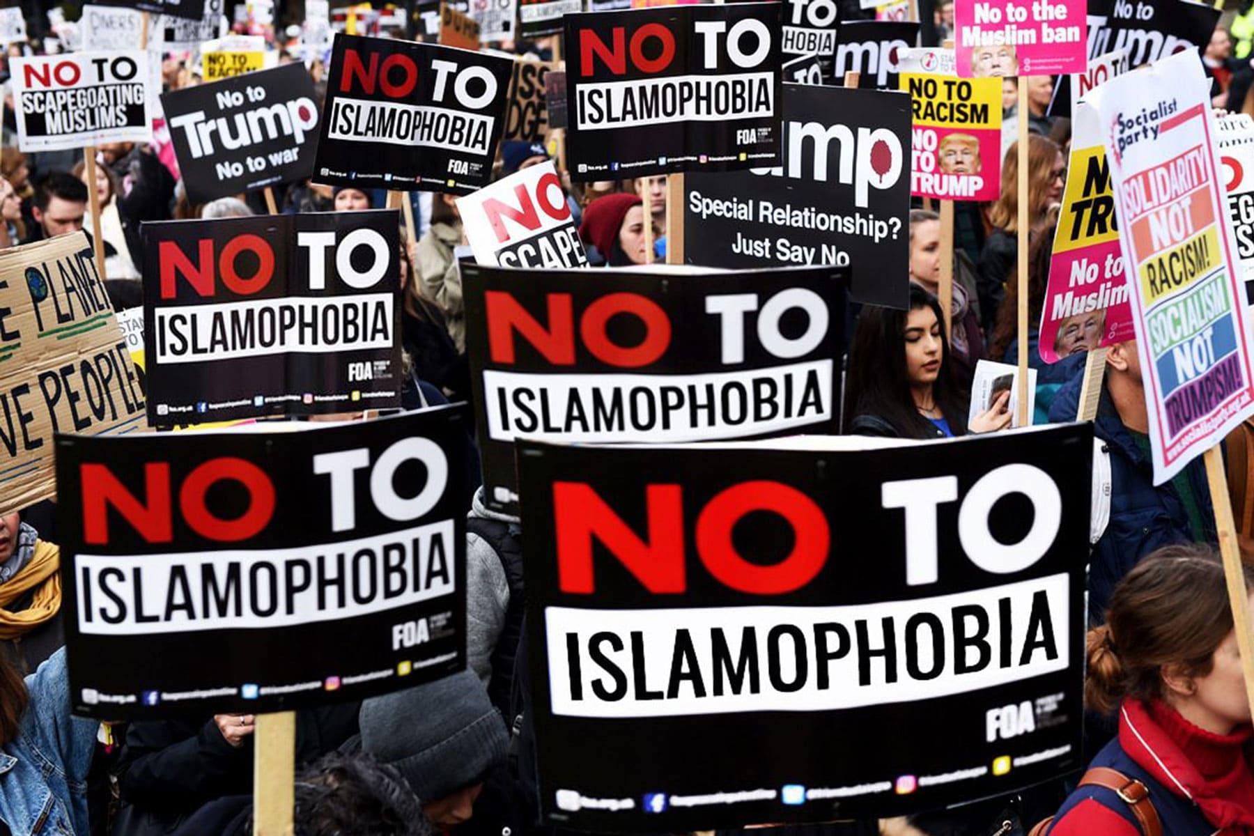 Islamofobia Adalah Ancaman bagi Seluruh Dunia