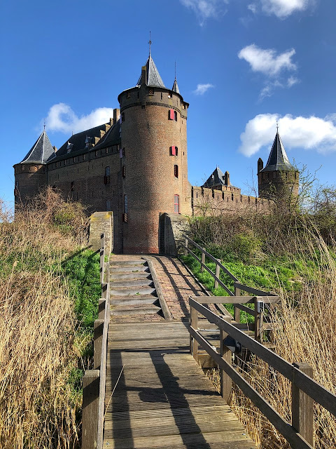 Lugares para conhecer na Holanda_Castelo de Muiden
