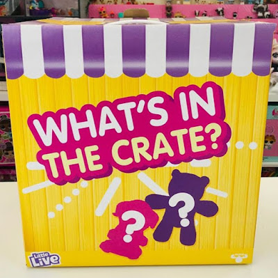 What's in the crate?