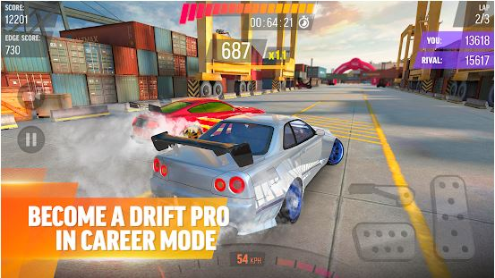 Download Drift Max Pro MOD APK 2.2.9 (Unlimited Money , Free Shopping) For Android 2